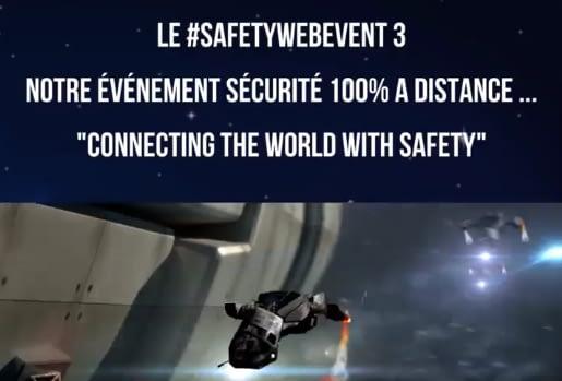 Conférence théâtrale – #SafetyWebEvent 27-28 avril